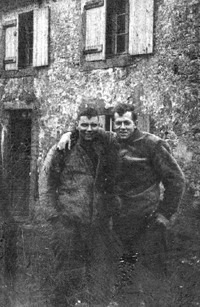 I/255th Infantry Germany 1945