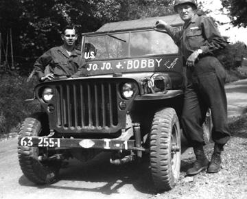 I Company 255th Inf- Kunzelsau, Germany 1945
