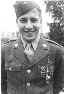 Marszalek, A/255th Infantry Regiment, Cp Van Dorn, MS 1943