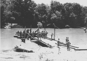 Floating Bridge Constuction C/263d Engr