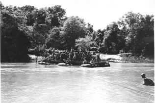 Floating Bridge Construction C/263d Engr