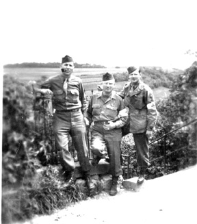 A/363d Med Bn personnel