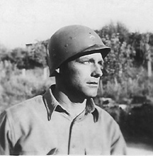 Shoaf, 563d Sig Co 1945