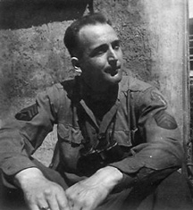 T/4 Emil Soukup 563d Sig Co 1945