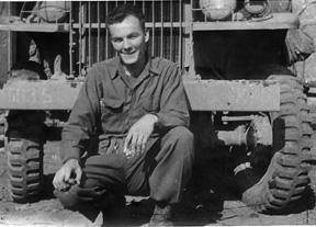 Credle, 563d Sig Co 1945