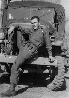 Credle 563d Sig Co 1945