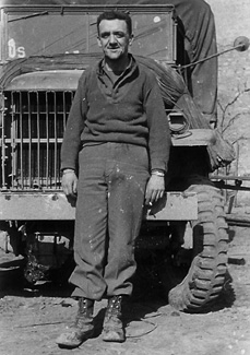 Brown 563d Sig Co 1945