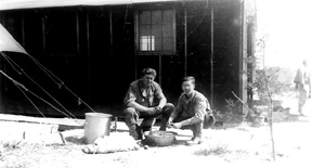 KP- 63d Recon Troop, Cp Van Dorn, MS 1944