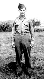 Woods, 63d Recon Trp Germany June 1945