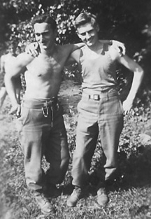 63d Recon Trp, Germany May 1945