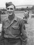 Everett, 63d Recon Trp Germany June 1945
