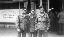63d Recon Trp, Brussels Belgium May 45