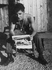 Walton, 63d Recon Trp - Germany Jun 45