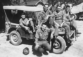 63d Recon Trp, Germany June 1945
