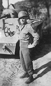 Berkholz, 63d Recon Trp, Germany 1945
