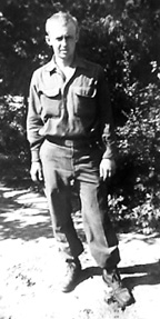 Clark, 63d Recon Trp, Germany June 1945