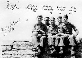63d Recon Trp- Konigshofen, Germany June 1945