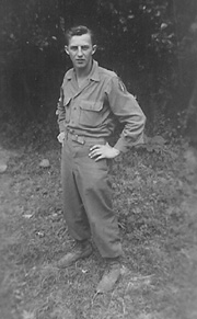 Jablon, 63d Recon Trp, Germany 1945