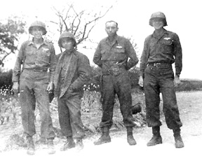 A/254th Infantry- Rothenburg Germany May 1945