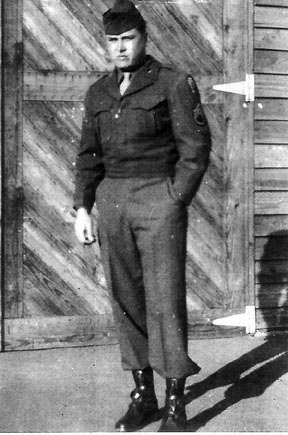 Croucher, 763d Ord Co, Germany 1945