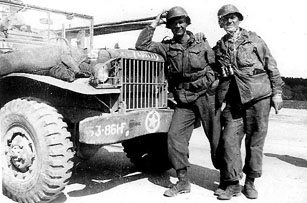 C/861st FA Germany 1945
