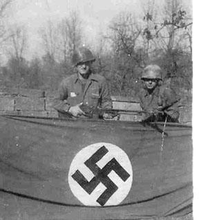 B255th Infantry- Apr 45- Germany
