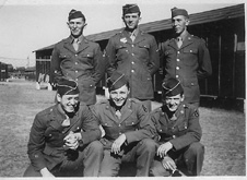 Soldiers 4th Platoon E/253d Inf Cp Van Dorn MS Dec 43