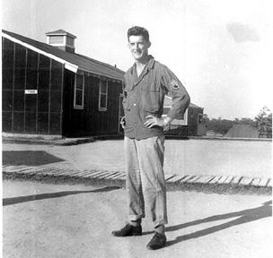 Soldier G/253d Inf Cp Van Dorn, MS 1944