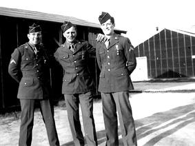 Soldiers, G/253d Inf Cp Van Dorn MS 1944