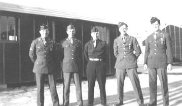 2d Plat G/253d Inf Cp Van Dorn, MS 1944