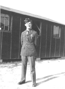 Soldier- G/253d Inf at Cp Van Dorn MS 1944