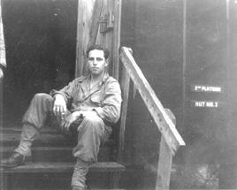 Rolfe, G Company 253d Inf Cp Van Dorn MS 1944