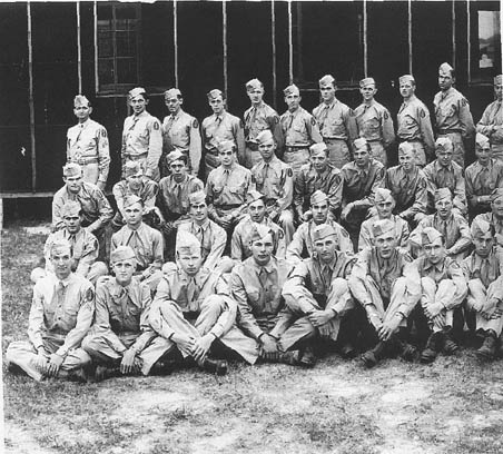 4th Repl Training Group Cp Van Dorn MS 1944