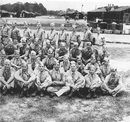 4th Co Repl training Group Cp Van Dorn MS 1944