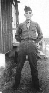 Hiles A/253d Infantry Cp Van Dorn, MS 1943