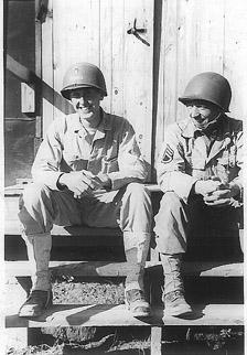 Walker and Seiler A/253d Inf Cp Van Dorn, MS 1943