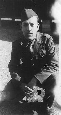 Martin, A/253d Inf Cp Van Dorn, MS 1943