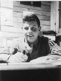 Hasenstein A/253d Infantry Cp Van Dorn, MS 1943