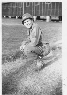 Adams, A/253 Inf at Cp Van Dorn, MS 1944