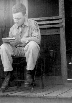 Marquis, 63d Band Cp Van Dorn, MS 1944