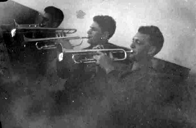63d Band Orchestra, Bad Mergentheim, Germany June 1945