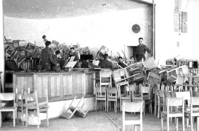 63d Salon Orchestra, Bad Mergentheim, Germany 15 May 45