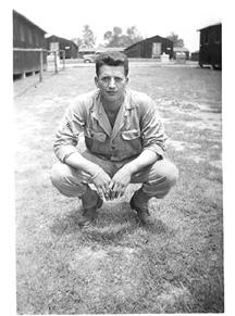 Costella A/253d Inf at Cp Van Dorn, MS 1944