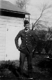 Cpl Donald A. Freese, A/861st FA