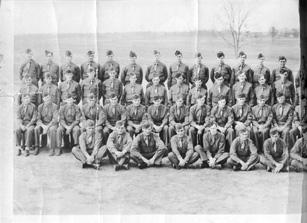 A/253d Infantry Regiment(left) Cp Van Dorn MS 1944