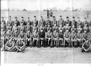 A/253d Infantry Regiment (Middle) Cp Van Dorn 1944