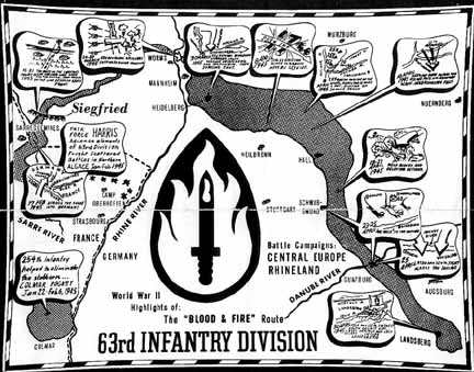 Image of 63d Inf Div tray