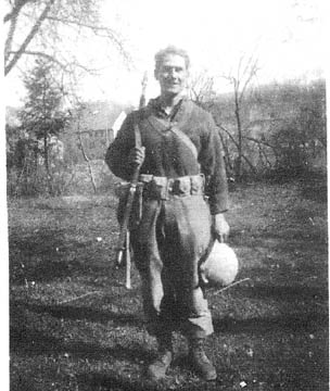 Montoux, G/253d Inf- German 1945
