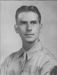 Pvt Montoux, at Fort Benning 1944