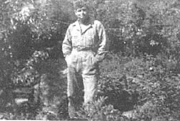 Lt Cantrell G/253d Inf- Germany 1945